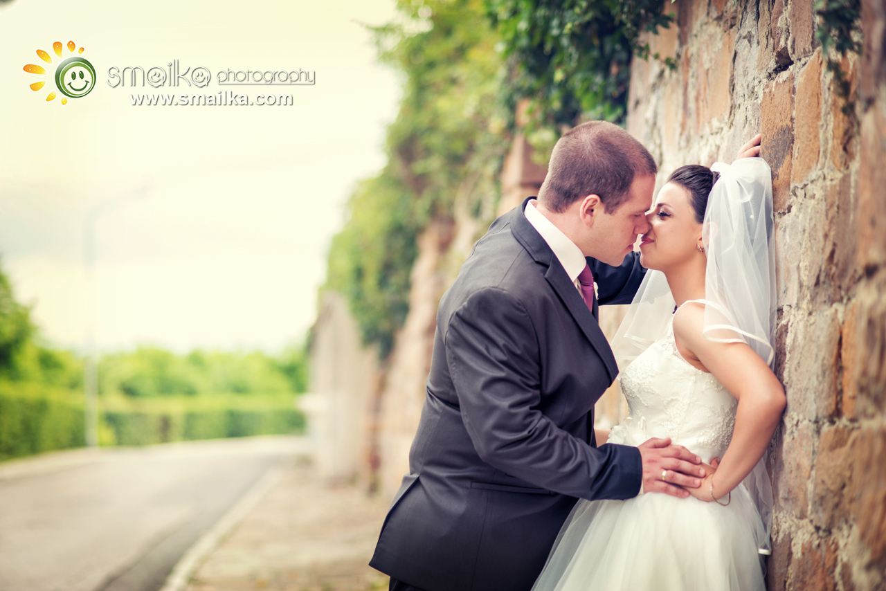 Wedding couple photosession in Burgas
