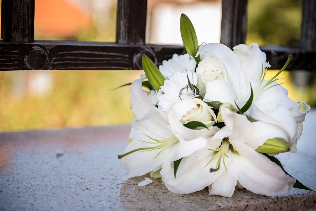 Bridal bouquet Santa Marina