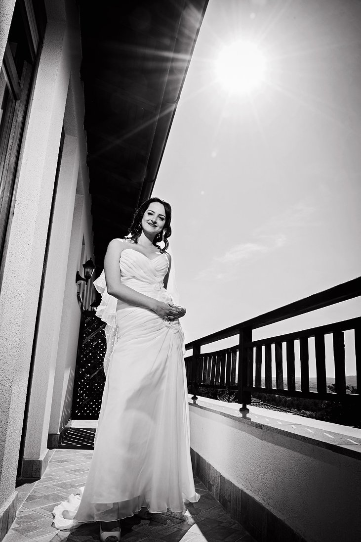 Bridal photosession