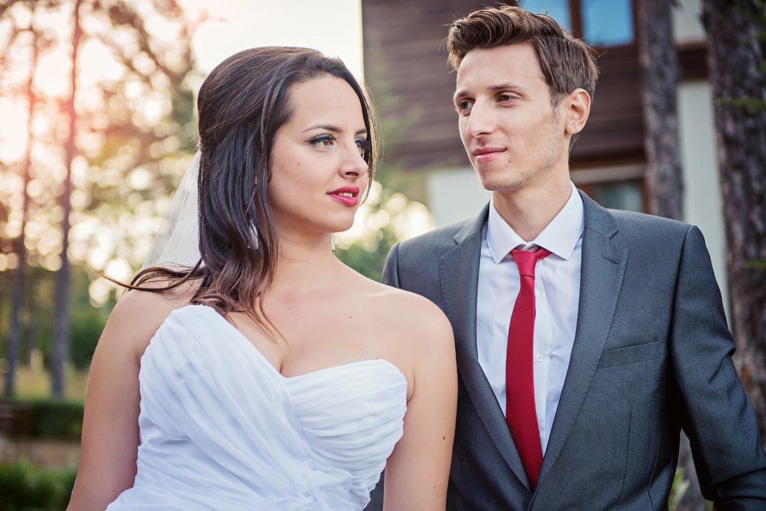 Wedding photo session in a destination wedding