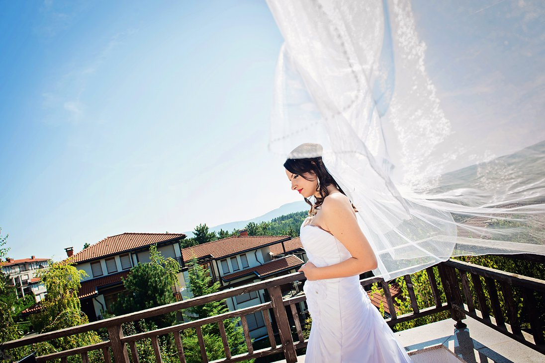 Destination wedding in Santa Marina, Bulgaria