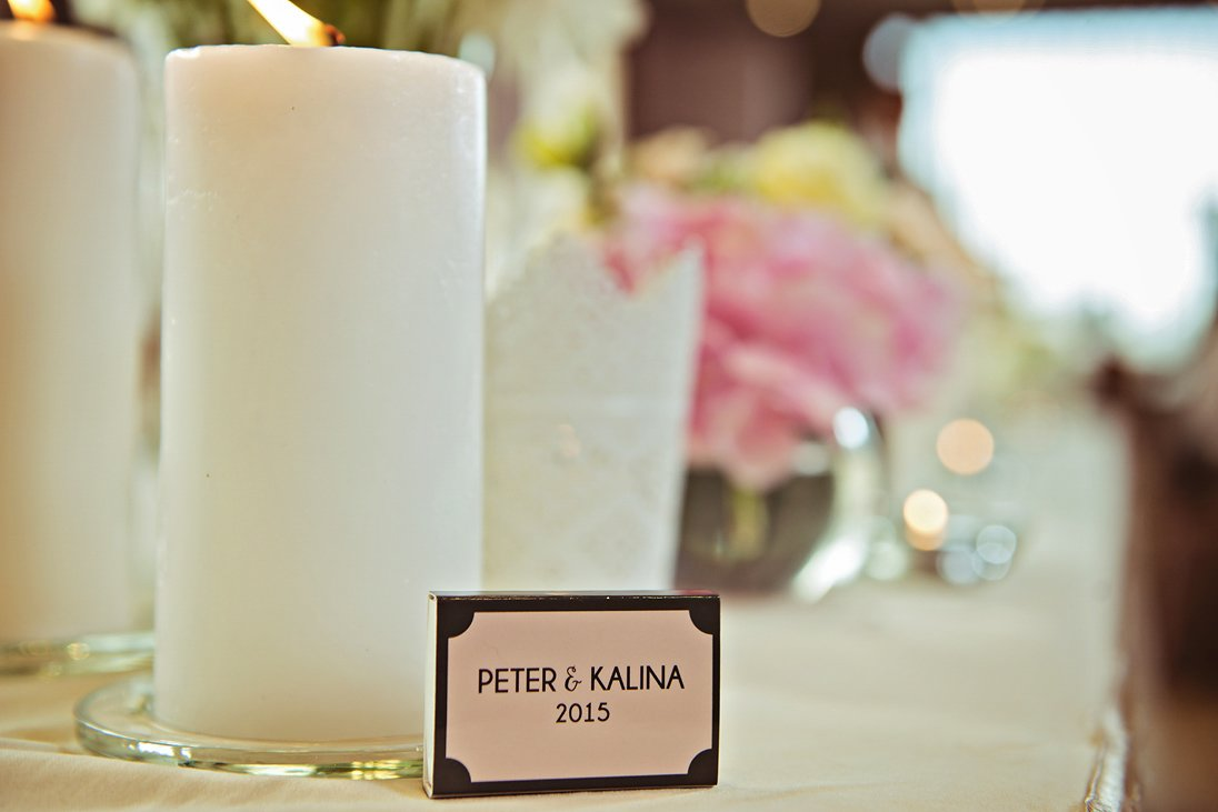 Wedding decoration details photography
