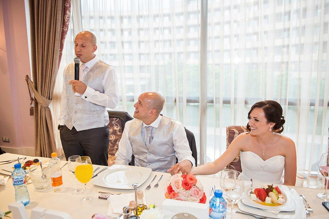Best man speech Kalina and Peter wedding