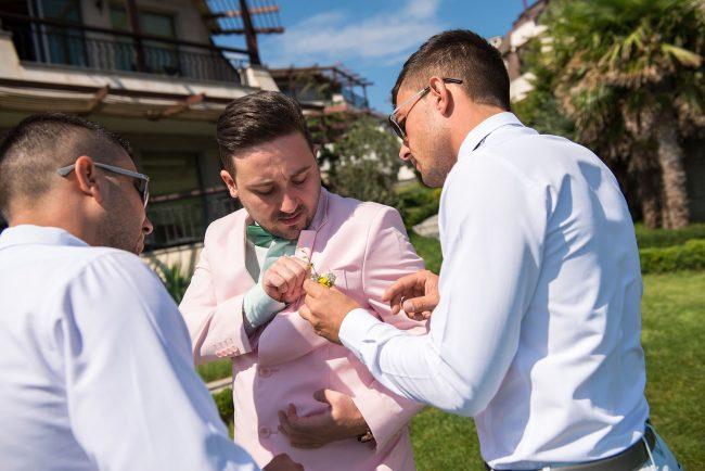Photo 016 from Морската сватба на Дени и Светльо в Анел