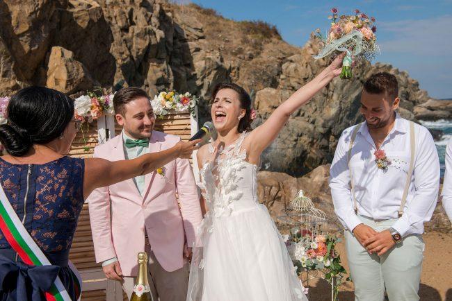 Photo 038 from Морската сватба на Дени и Светльо в Анел