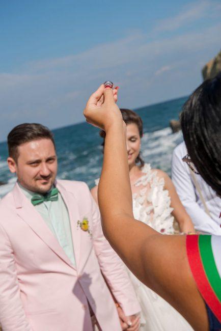 Photo 040 from Морската сватба на Дени и Светльо в Анел