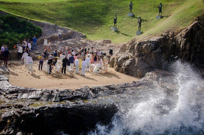 Photo 048 from Морската сватба на Дени и Светльо в Анел