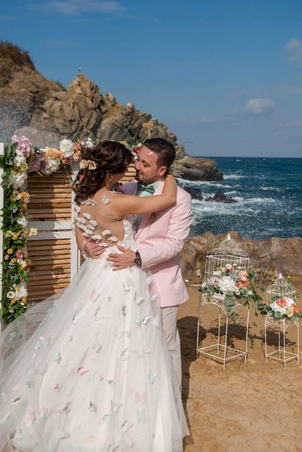 Photo 052 from Морската сватба на Дени и Светльо в Анел