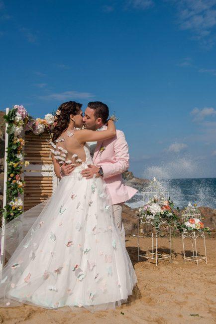 Photo 053 from Морската сватба на Дени и Светльо в Анел