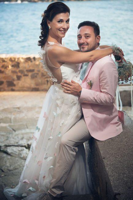 Photo 079 from Морската сватба на Дени и Светльо в Анел