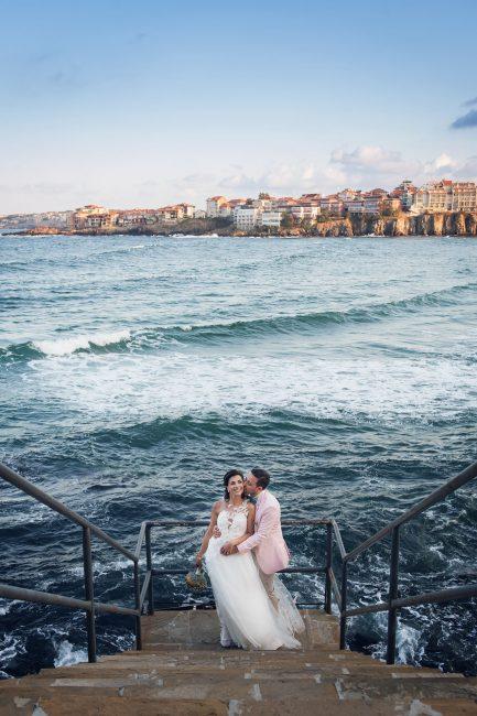 Photo 085 from Морската сватба на Дени и Светльо в Анел