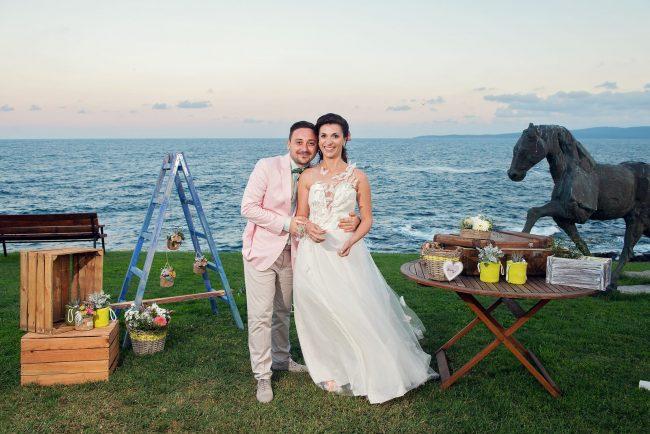 Photo 089 from Морската сватба на Дени и Светльо в Анел