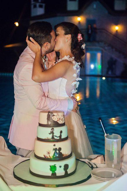 Photo 099 from Морската сватба на Дени и Светльо в Анел