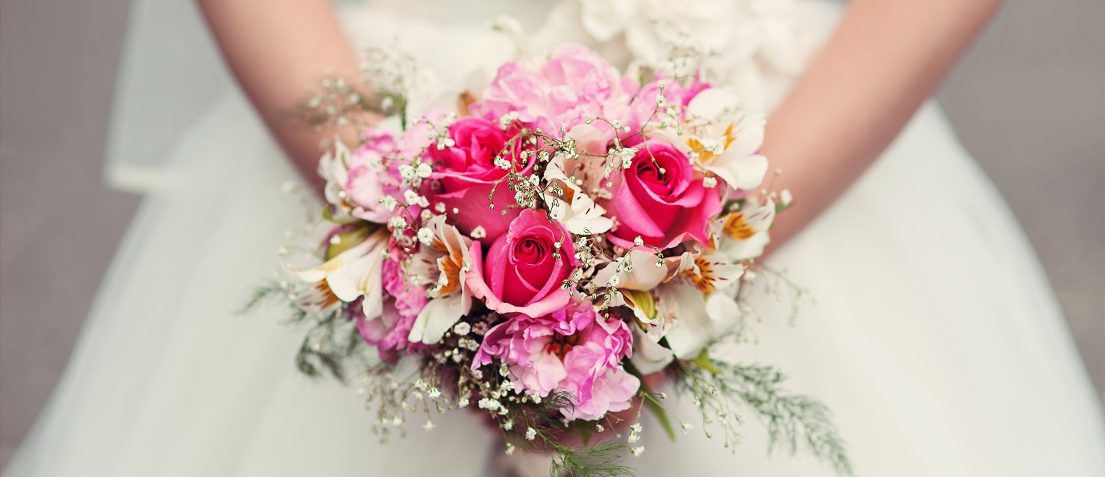 Bride Bouquet - Wedding Photography with Focus on Details