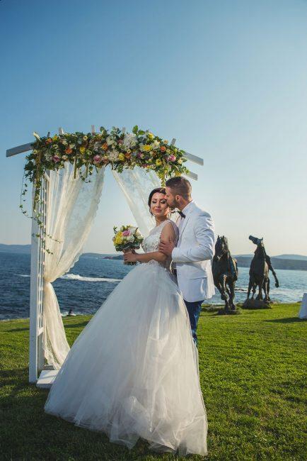 Photo 020 from Ани и Лазар – лятна сватба в Анел