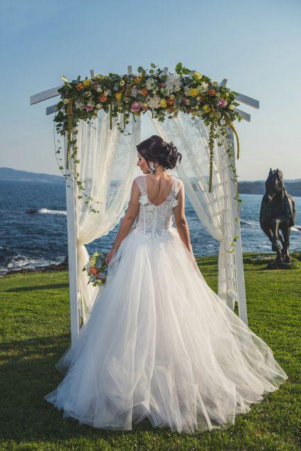 Photo 022 from Ани и Лазар – лятна сватба в Анел