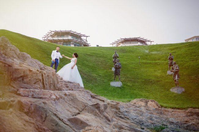 Photo 041 from Ани и Лазар – лятна сватба в Анел