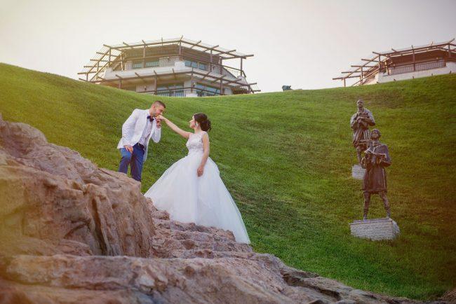 Photo 042 from Ани и Лазар – лятна сватба в Анел