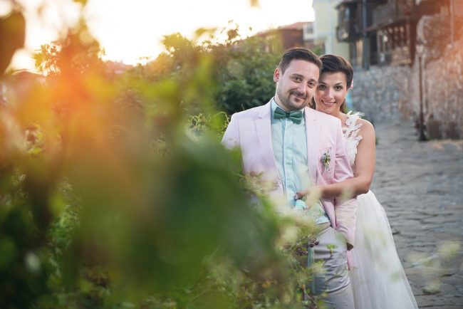 Deni and Svetlin Happy Wedding Photosession