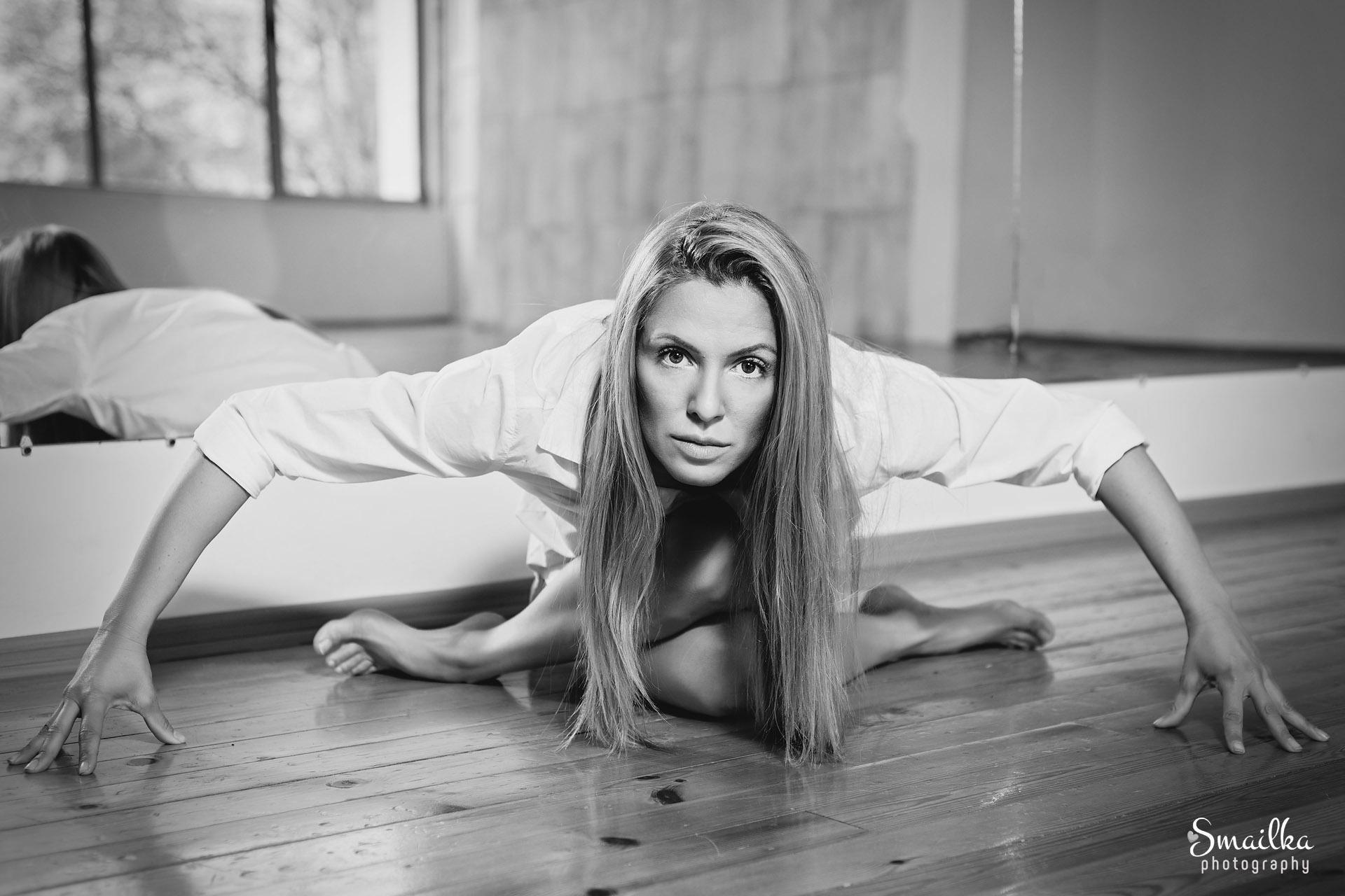 Yoga lifestyle photography Yanica Dobrich