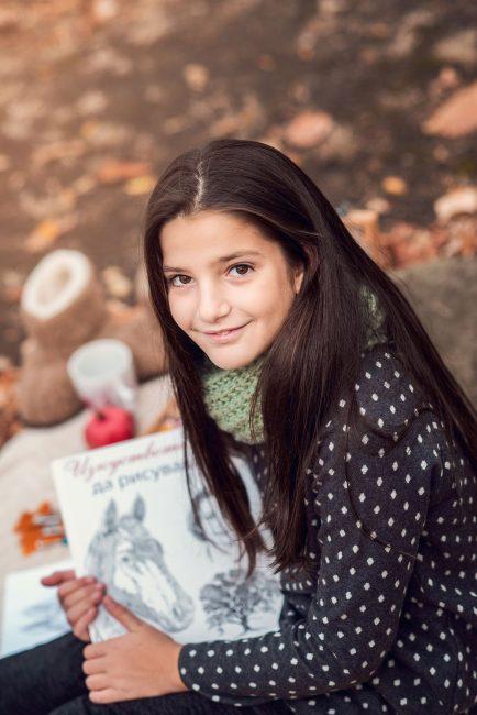 Photo Joana (27) from Йоана – фотосесия на художник