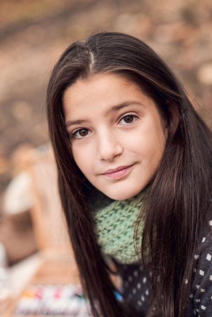 Photo Joana (28) from Йоана – фотосесия на художник