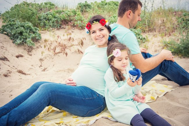 Photo 009 from Тони – бременност, море и любов