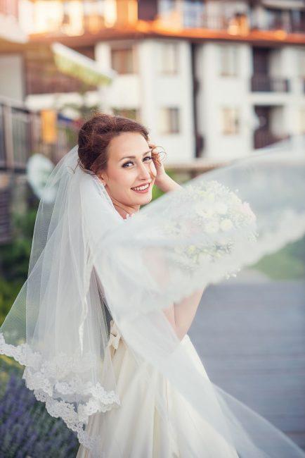 Габи и Стан – морска сватба в Свети Тома