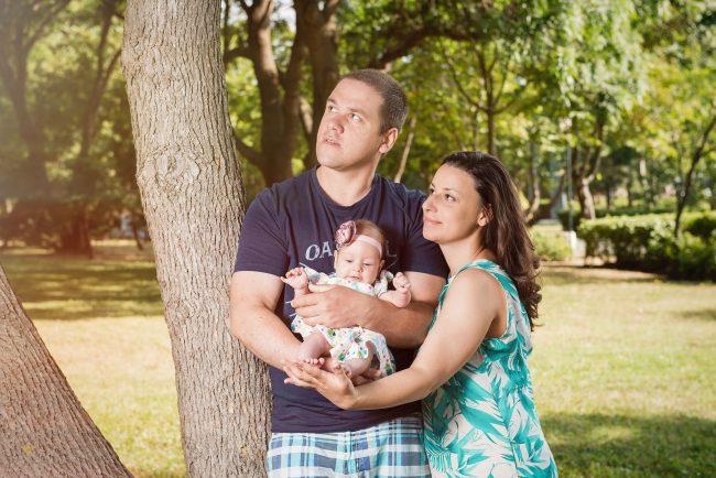 Photo 16 (13) from Фотосесия в парка – бебе и родители
