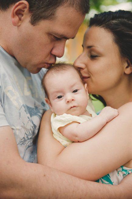Photo 16 (20) from Фотосесия в парка – бебе и родители