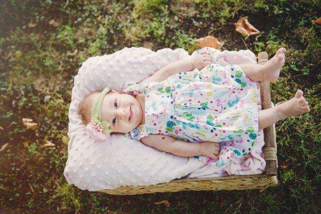 Професионална фотография с усмивка и сърце