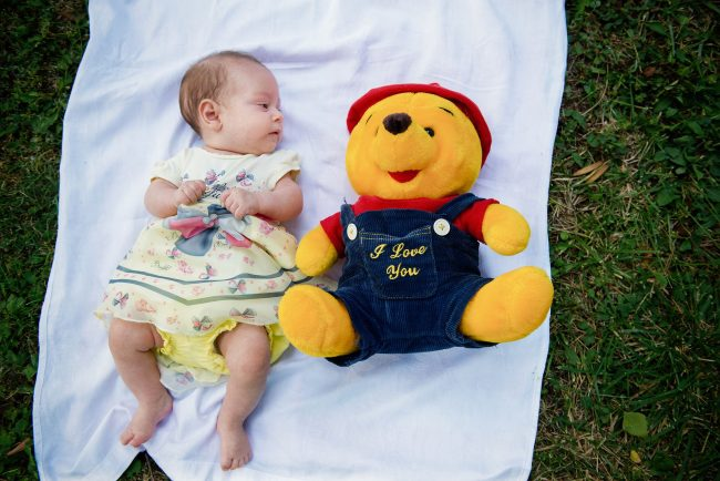 Photo 16 (30) from Фотосесия в парка – бебе и родители