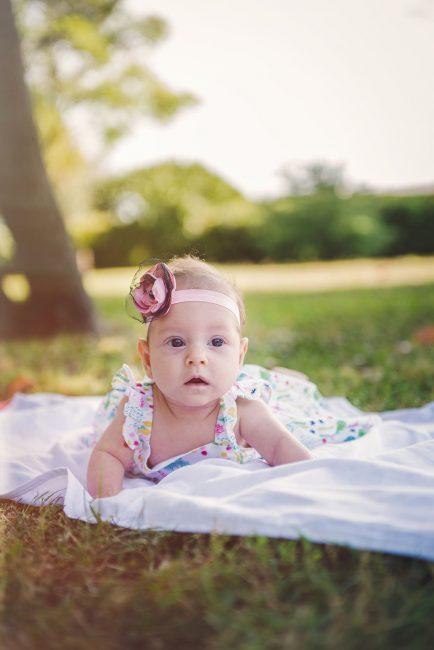 Photo 16 (8) from Фотосесия в парка – бебе и родители