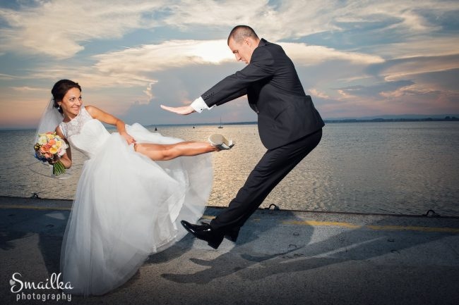 Action Wedding Photography