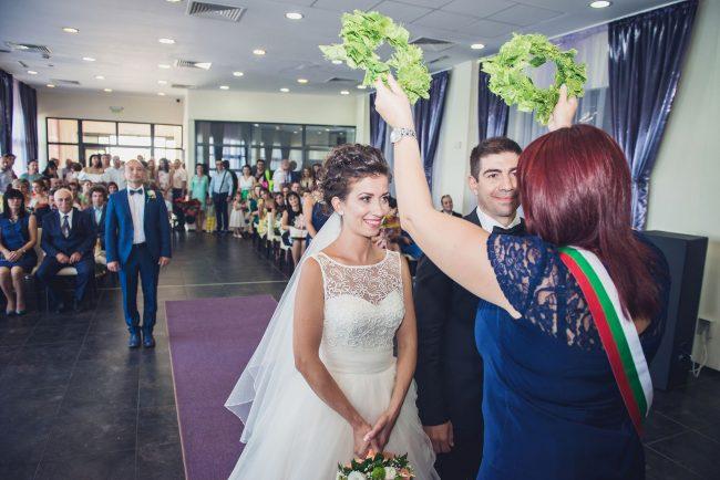 Photo 039 from Ивелина и Стойчо – сватба в Бургас с двама фотографа