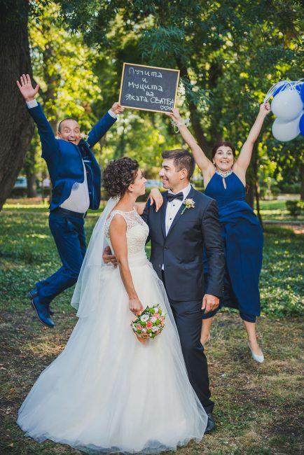 Photo 052 from Ивелина и Стойчо – сватба в Бургас с двама фотографа