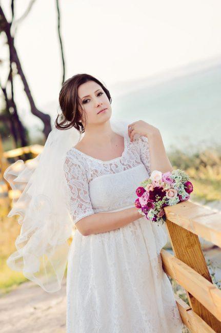 Photo 014 from Сватба на морския бряг, Мария и Страхил – нежност и страст