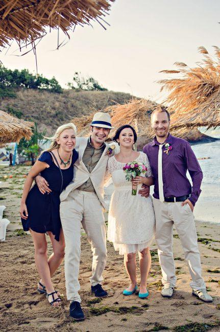 Photo 019 from Сватба на морския бряг, Мария и Страхил – нежност и страст