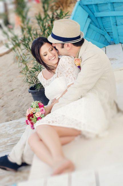 Photo 022 from Сватба на морския бряг, Мария и Страхил – нежност и страст