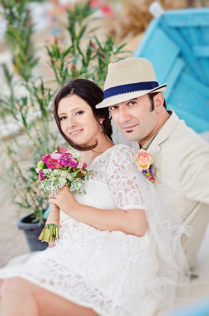 Photo 023 from Сватба на морския бряг, Мария и Страхил – нежност и страст