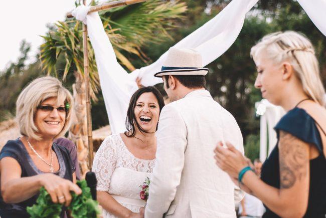Photo 036 from Сватба на морския бряг, Мария и Страхил – нежност и страст
