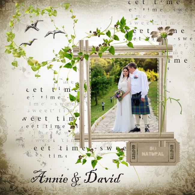 Annie and David Sea Wedding