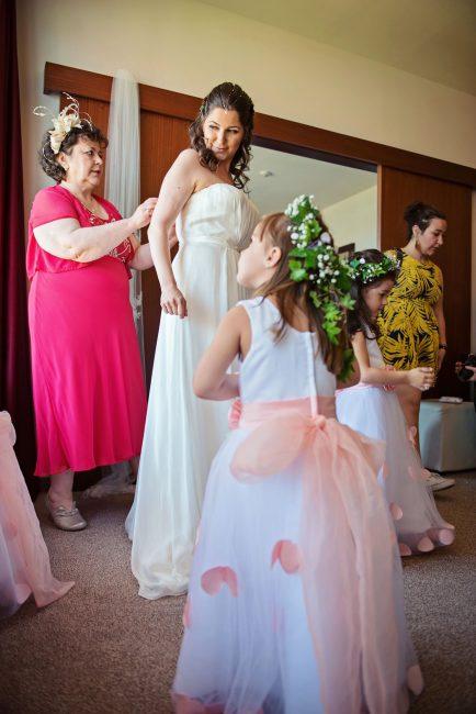 Photo 012 from Морската сватба на Ани и Дейвид в Свети Тома
