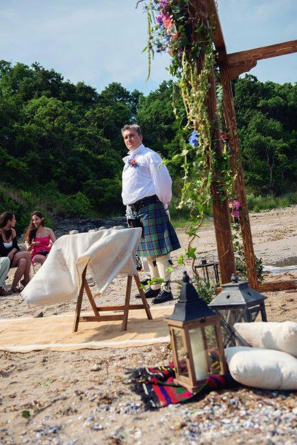 Photo 013 from Морската сватба на Ани и Дейвид в Свети Тома