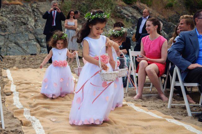 Photo 015 from Морската сватба на Ани и Дейвид в Свети Тома