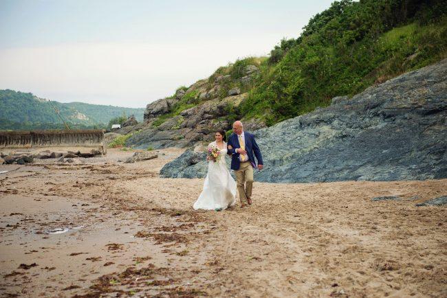 Photo 016 from Морската сватба на Ани и Дейвид в Свети Тома