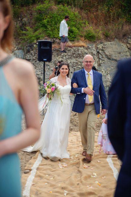 Photo 017 from Морската сватба на Ани и Дейвид в Свети Тома