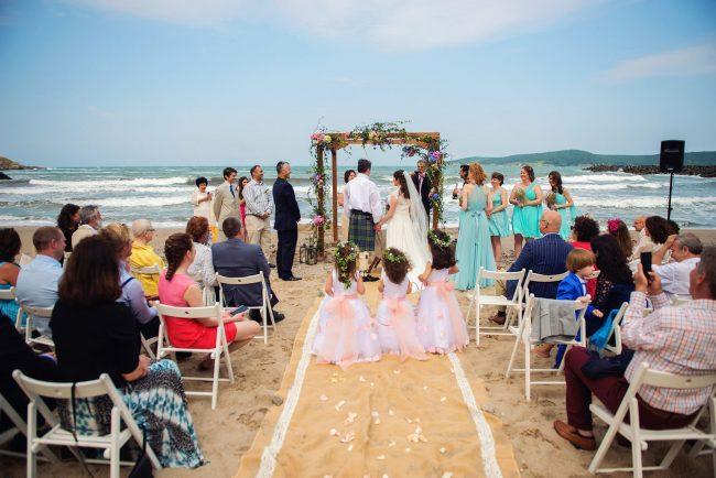 Photo 018 from Морската сватба на Ани и Дейвид в Свети Тома