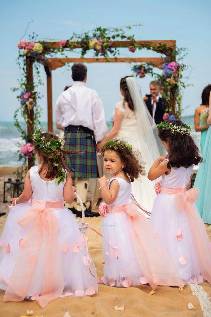 Photo 019 from Морската сватба на Ани и Дейвид в Свети Тома