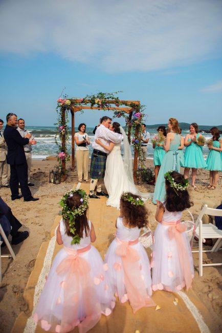 Photo 020 from Морската сватба на Ани и Дейвид в Свети Тома